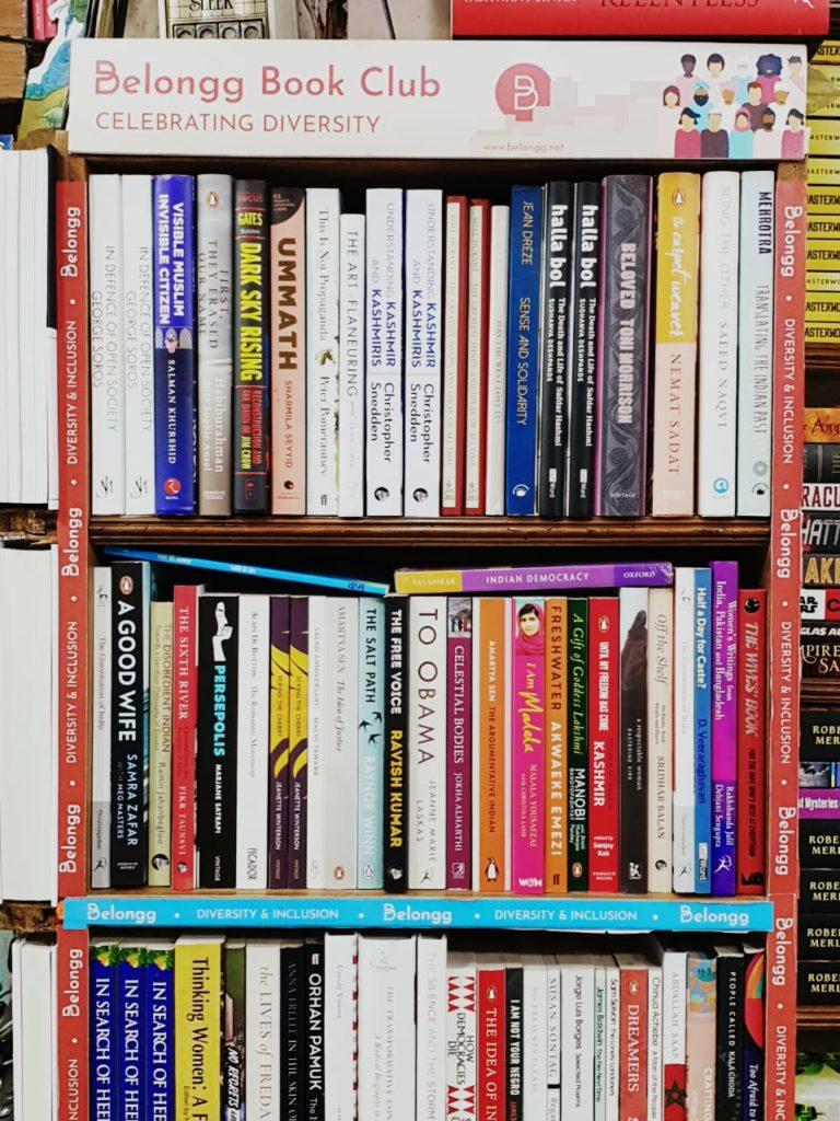 Belongg Book Club