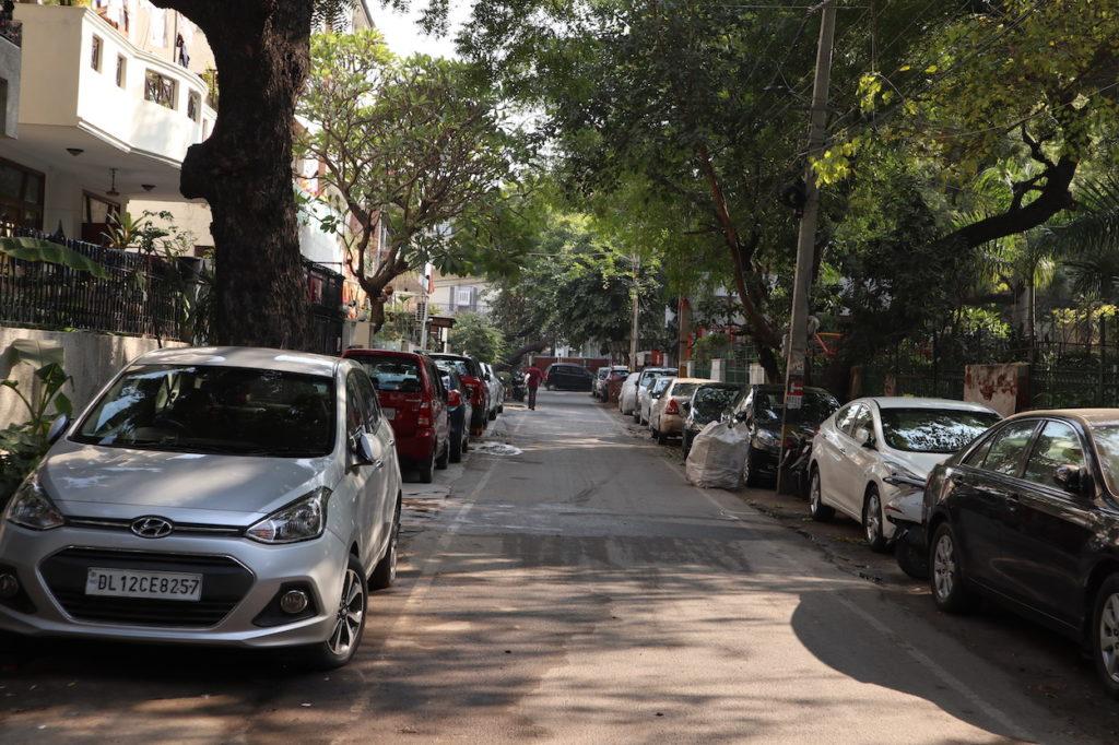 Delhi-neighbourhood