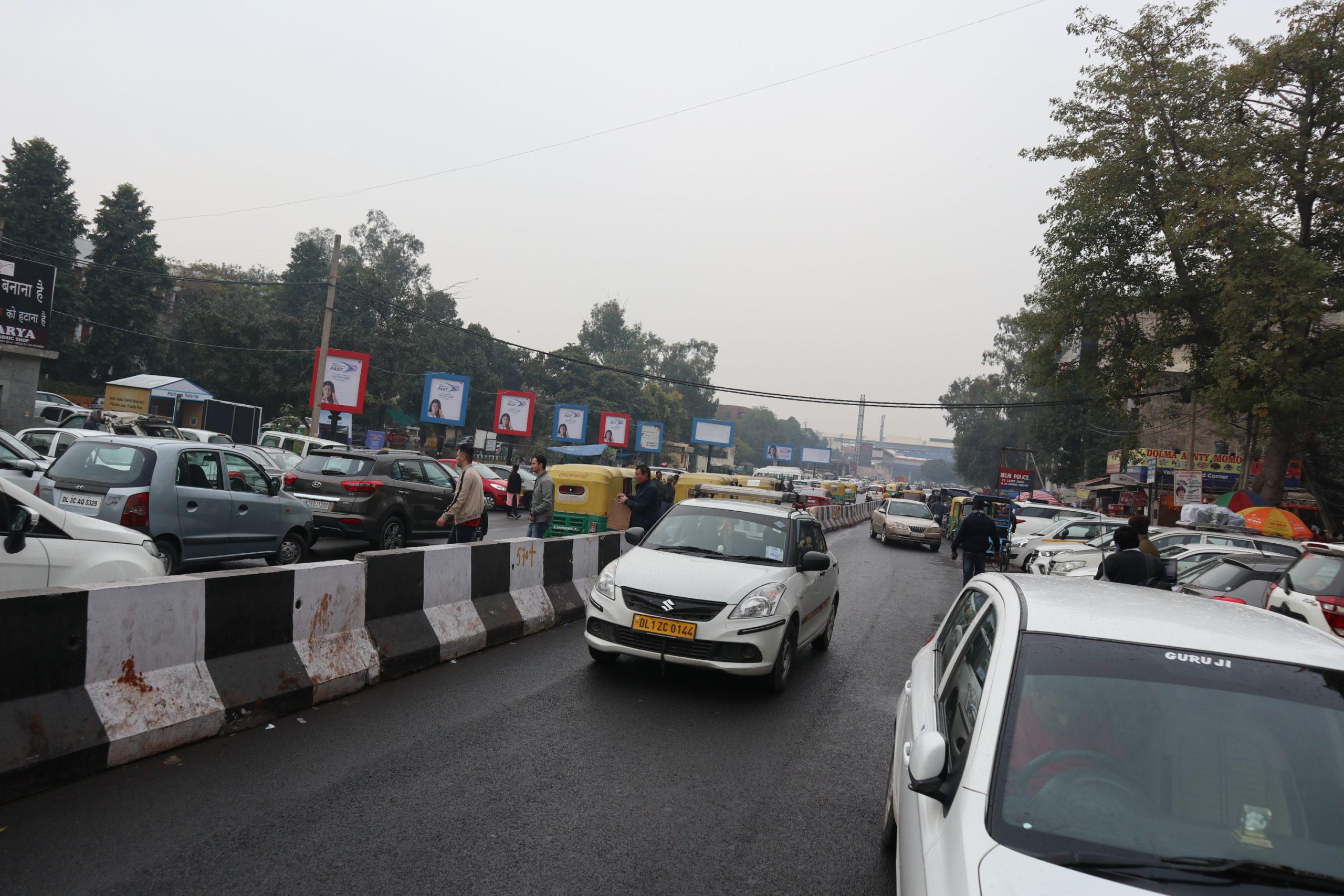 Lajpat Nagar ambient