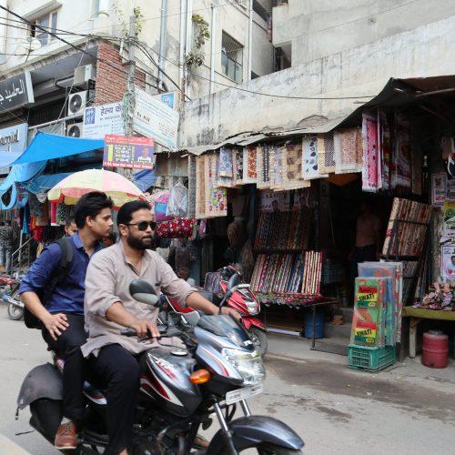 Delhi General shot