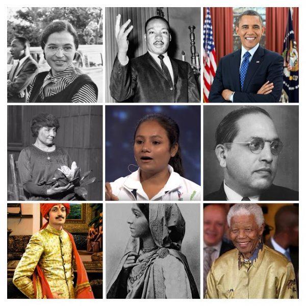 Inclusion collage